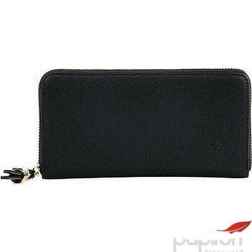 Samsonite Női bőrpénztárca SATINY SLG, L ZIP APOUND L