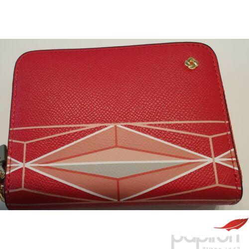 Samsonite pénztárca Női Seraphina SLG SMALL WALLET 104342/7681 Strawberry Geom