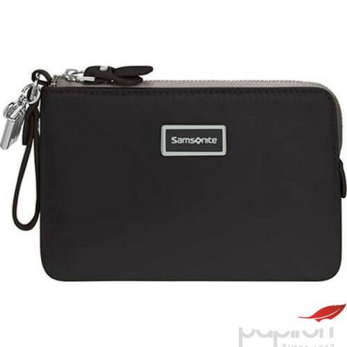 Samsonite pénztárca Női Karissa 2.0 Slg Flat Pouch 3Cc 131061/1041-Black