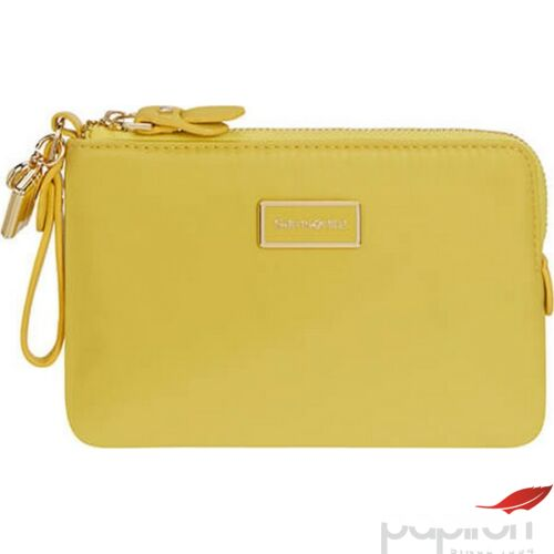 Samsonite pénztárca Női Karissa 2.0 Slg Flat Pouch 3Cc 131061/1371-Golden Yellow