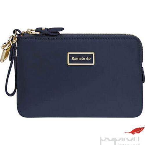 Samsonite pénztárca Női Karissa 2.0 Slg Flat Pouch 3Cc 131061/1549-Midnight Blue