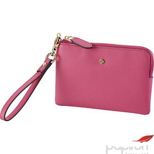Samsonite pénztárca Női Wavy Slg Flat Pouch 3Cc 131055-4685-Raspberry Pink