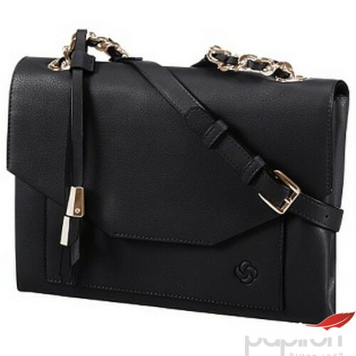 Samsonite táska női Satiny 30x21x3 104548/1041 fekete