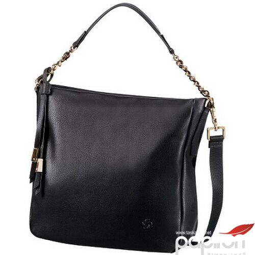 Samsonite táska női Satiny 30x29x10 104551/1041 fekete