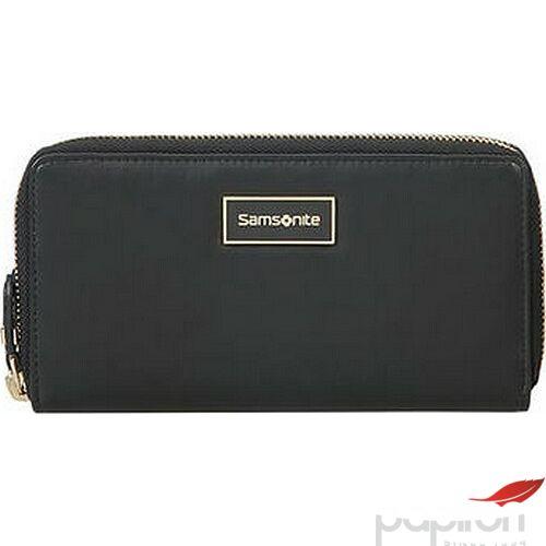 Samsonite pénztárca Női 18,5/ Karissa LTH SLG 18,5x10 88285/1041 fekete