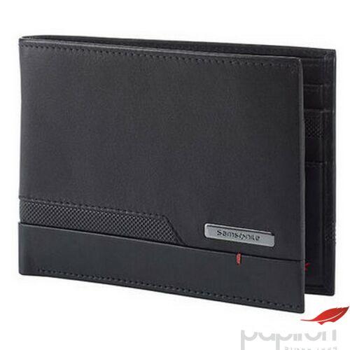 Samsonite pénztárca PRO-DLX 5 SLG b 8 cc+2 c 120625/1041 fekete